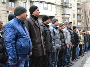 Харків'яни масово уникають мобілізації