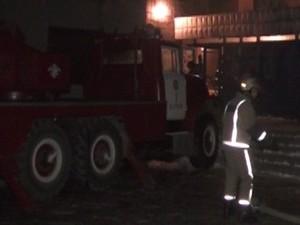 Пожежа в центрі Харкова: горіла житлова дев'ятиповерхівка (фото)