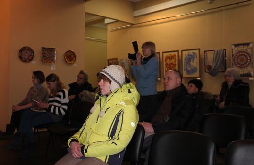 В «Мистецтві Слобожанщини» показали фільм Лозниці про Майдан (фото)