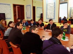 У Харкові проходять засновницькі збори Громадської ради при ХОДА
