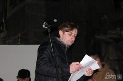 Харків'яни вшанували пам'ять Небесної Сотні (фото)