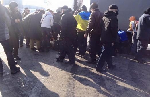 Серед тих, хто постраждав у Харкові під час ходи, троє важкопоранені