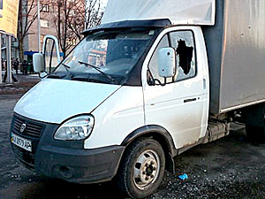 """Коли б не водій """"Газелі"""", жертв вчорашнього теракту могло бути набагато більше (фото)"""