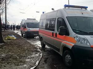 Одну людину, яка потерпіла під час теракту 22 лютого, вже виписали з лікарні