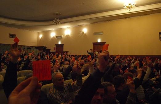 Губернатора Райніна закликають «принципово відреагувати» на ігнорування законодавства під час проведення установчих зборів Громадської ради при ХОДА