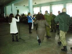 Весняний концерт для вояків