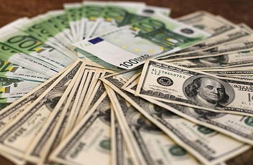 Нацбанк зміцнив курс гривні до долара і євро