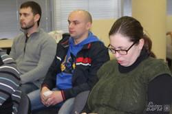 Волонтери розповіли, як потрібно себе поводити в умовах терористичної війни (фото)