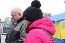 Координатори харківського Євромайдану зробили офіційну заяву щодо минулого теракту (фото)
