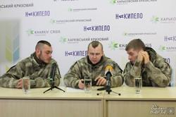 Бійці «Східного корпусу» розповіли, що в Харкові нічого не робиться для його оборони (фото)