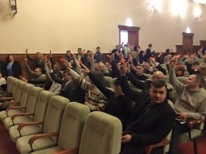 Патріотичні сили Слобожанщини об'єднуються в Громадянську платформу