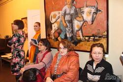 В галереї «Мистецтво Слобожанщини» стартував арт-проект «WWW» (фото)