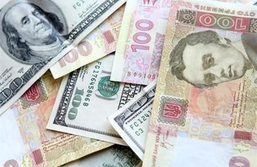 Гривня виросла ще на 20 копійок до долара