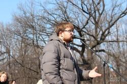 З віршами та молитвами відзначили 201-ту річницю Тараса Шевченка (фото)