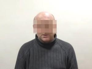 """Терорист за прізвиськом """"Німець"""" дав свідчення харківським спецслужбам (відео)"""