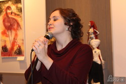 В галереї «Мистецтво Слобожанщини» пройшов благодійний концерт (фото)