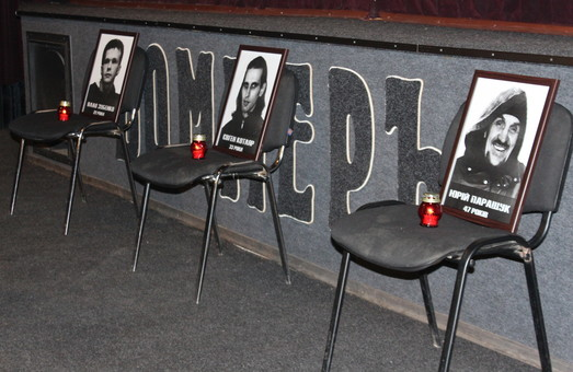 В «Боммері» відбулася прем'єра фільму «Герої не вмирають» (фото)