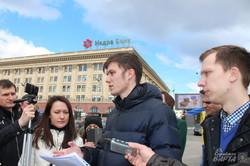 Громадські активісти презентували програму по підвищенню обороноздатності міста(фото)