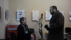 В «Мистецтві Слобожанщини» показали фільм про Марину Абрамович (фото)