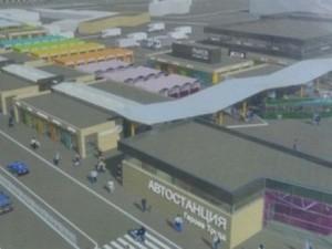 На Героїв Праці побудують новий термінал для маршруток