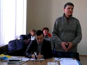 Суд прийняв сторону активіста Грицаєнка в його тяганині з ректором зооветакадемії Головком (відео)