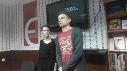 В книгарні «Є» пройшла презентація збірки Олени Герасим'юк (фото)