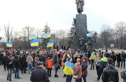Харків пам'ятає Крим (фото)