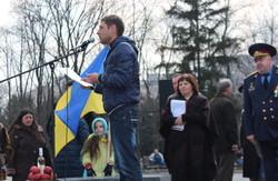 Волонтера Віктора Трубчанова було нагороджено медаллю (фото)