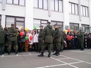 Харків готується зустрічати Президента (фото)