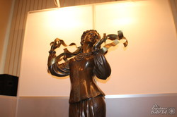В галереї «Мистецтво Слобожанщини» стартувала виставка Катіба Мамедова (фото)