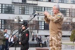 На Привокзальній площі пройшов благодійний концерт (фото)