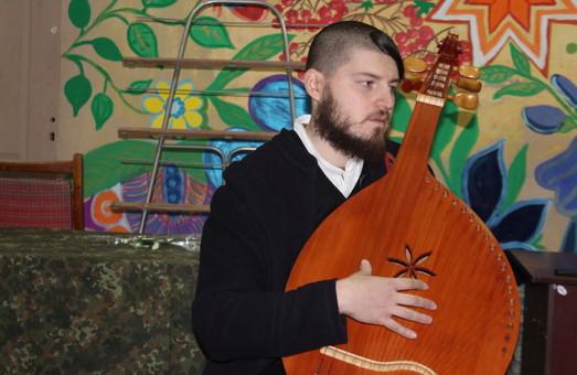 В «Просвіті» відзначили 180-й ювілей Гната Гончаренка (фото)