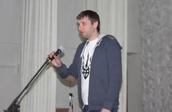 В Харкові пройшла зустріч з Володимиром Парасюком (фото)