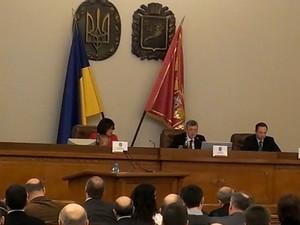 Росія - агресор: рішення депутатів Харківської облради