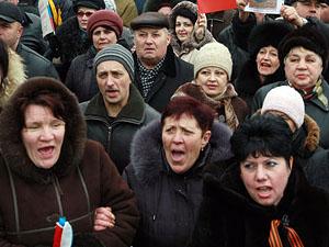 Шокуючий інцидент в Дніпропетровську: бійця АТО виштовхали з тролейбуса