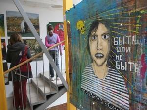 «Що я бачив»: мир і війна очима дітей на виставці в «International House» (фото)