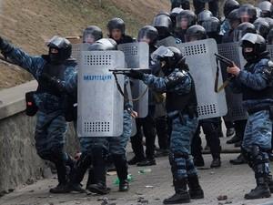 Суд заарештував трьох харківських екс-«беркутівців»