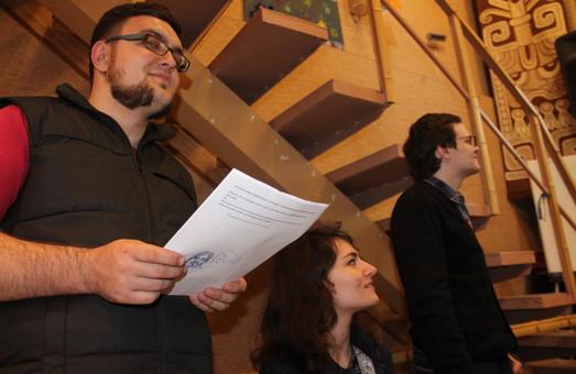 «Харківські моняки» відзначили своє півріччя (фото)
