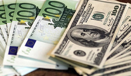 Курс валют на міжбанку 26 квітня 2015 року