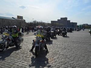 Харківські байкери відкрили новий мотосезон (фото)