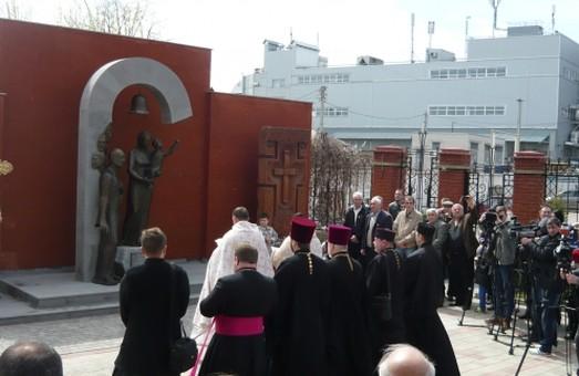 У Харкові встановили монумент до 100-річчя геноциду вірмен
