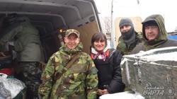 Ірина Корольова: «Волонтерство – це можливість організувати наше суспільство більш досконало»
