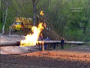 Наслідки артилерійського обстрілу Горлівки (фото)