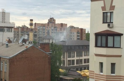 Пожежа в «Старгороді»: нові подробиці