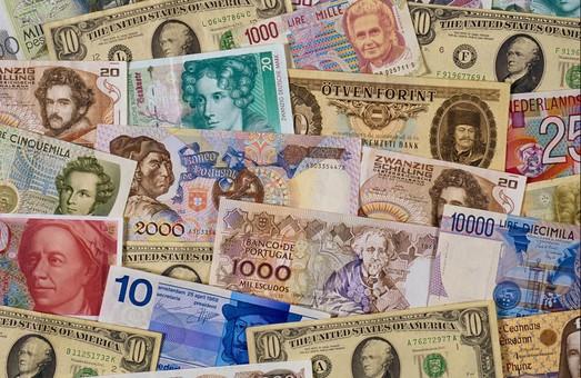Курс валют на 5 травня 2015 року
