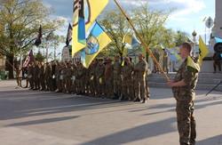 В Харкові відсвяткували річницю створення «Азову»