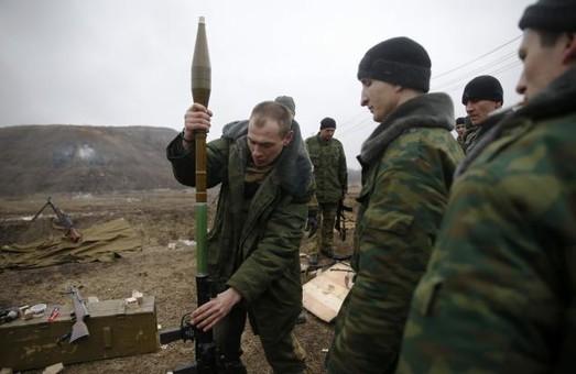 Протягом дня бойовики більше тридцяти разів обстріляли українських військових