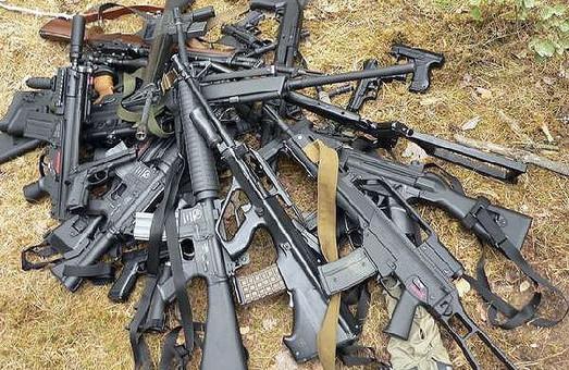 На Дніпропетровщині завершили добровільно здавати зброю
