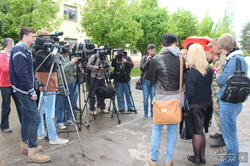 Волонтери передали установки для ККТ українським військовим