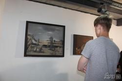 В «ЄрміловЦентрі» стартувала виставка Віктора Гонтарова